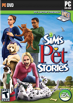 The Sims Pet Stories