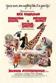 Original movie poster for the film Doctor Dolittle.jpg