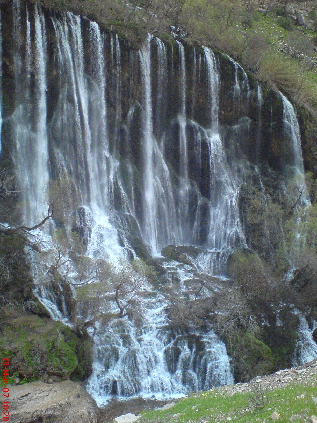 آبشار تله زنگ