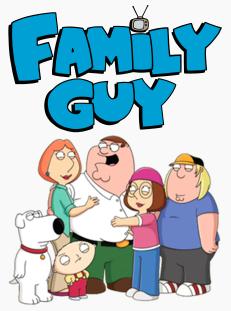 %معرفی انیمیشن Family Guy