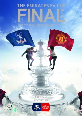 2016 FA Cup Final programme.jpg