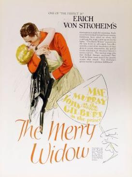 بیوه سرمست (فیلم ۱۹۲۵)