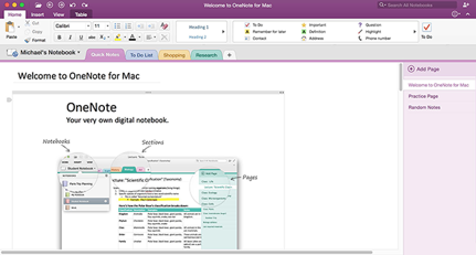 Change Page Color In Onenote