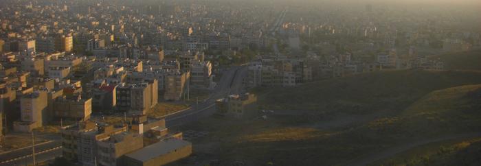 آلودگی هوای شهر مشهد