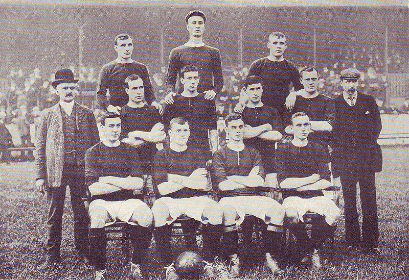 تاریخچه باشگاه منچستر یونایتد