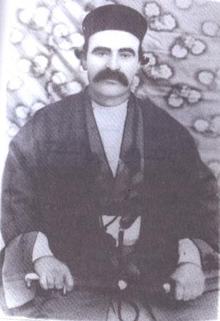 ناصر دیوان کازرونی