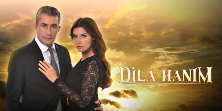 تعداد قسمت های سریال دیلا خانم