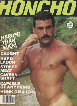 from Thaddeus 1970s gay porn magazines