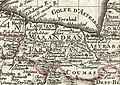 Guillaume Delisle's Map of Persia - Mazandaran Region (1724).jpg