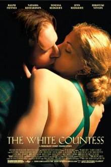 The White Countess-poster-2005.jpg