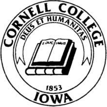 Cornell College seal.png
