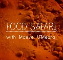 Food Safari with Maeve O'Meara logo