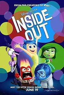 Inside Out (2015 film) poster.jpg نمای درون نمای درون – Inside out 220px Inside Out  282015 film 29 poster