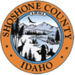 Seal of Shoshone County, Idaho