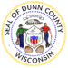 Seal of Dunn County, Wisconsin