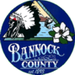 Seal of Bannock County, Idaho