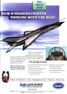 میگ-۲۱ - ویکیپدیا، دانشنامهٔ آزاد