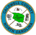Seal of Caldwell County, North Carolina