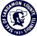 Seal of Sangamon County, Illinois