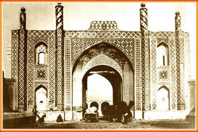 دروازه غار، از دروازههای نابودشدهٔ تهران
