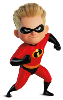 "Image of Dashiell ""Dash"" Par as he appears in The Incredibles and it's sequel.png"