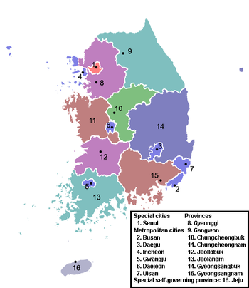 Provinces of South Korea Txt.PNG