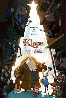کلاوس (فیلم) - ویکیپدیا، دانشنامهٔ آزاد