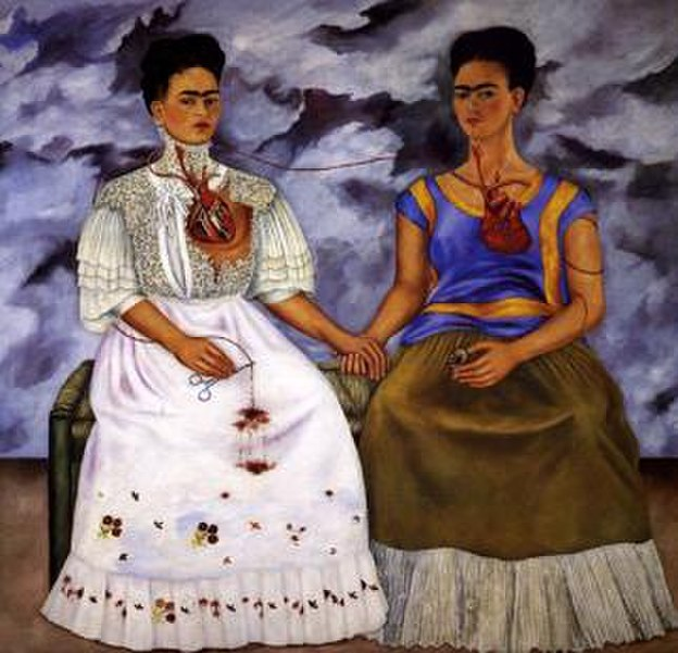 پرونده:The Two Fridas (Frida Kahlo).jpg