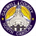 Seal of Caswell County, North Carolina