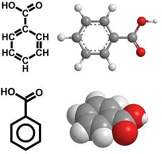 طرح توجیهی تولید اسید بنزوئیک