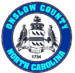 Seal of Onslow County, North Carolina