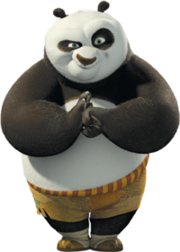 Po from DreamWorks Animation's Kung Fu Panda.png