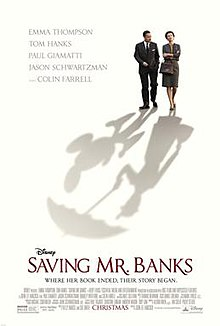 Saving Mr. Banks Theatrical Poster.Jpeg