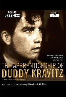 The Apprenticeship of Duddy Kravitz (film).jpg