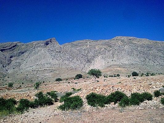 Mount Derak