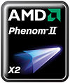 AMD Phenom logo as of 2009