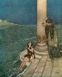 Edmund Dulac - The Mermaid - The Prince.jpg