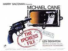 Ipcress File British quad poster.jpg