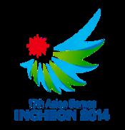 نشان رسمی بازیهای آسیایی ۲۰۱۴