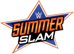 The SummerSlam logo, since 2014.