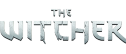 The Witcher video game series logo.png