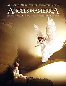 Angels In America, 2003 TV mini series, DVD cover.jpg