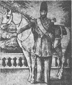 سردار عزیز خان مکری