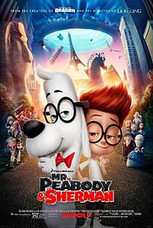 Mr Peabody & Sherman Poster.JPG
