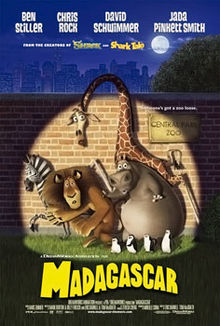 Madagascar Theatrical Poster X2.jpg