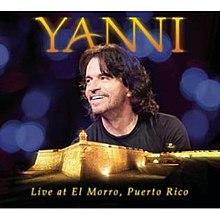 دانلود آلبوم موسیقی یانی در ال مورو پورتوریکو