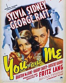 You And Me Poster 1938.jpg