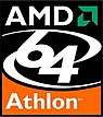 Athlon 64 logo as of 2003