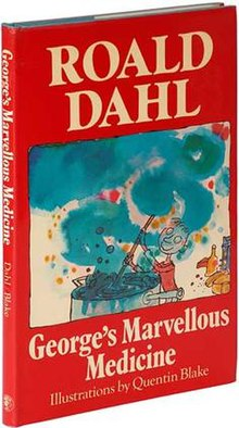 George's Marvellous Medicine first edition.jpg