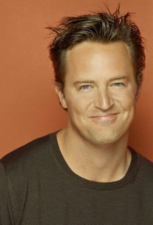 Matthew Perry as Chandler Bing.png